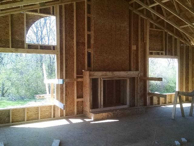 Wood And Metal Stud Framing Dayton Ohio Sub Contractors